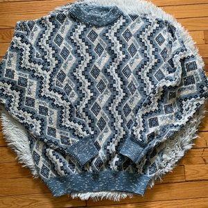 Vintage mcgregor sweater, size large